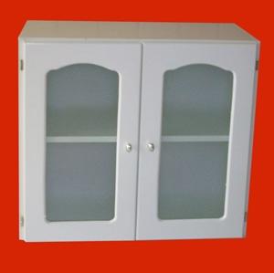 Foto 8503 - Mueble para Colgar de 55x50cm, 2 Puertas de