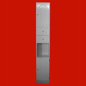 Foto 8401 - Mueble de 1,80mts de altura, 1 Estante, 2 Puertas, 2 Cajones de